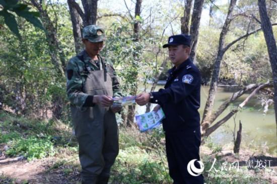 黑龍江省東寧市:大馬哈魚洄游產卵邊境管理嚴格界河捕撈作業審查
