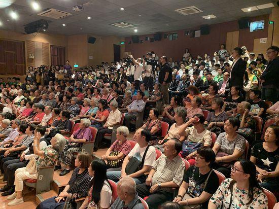 《此时此刻――国庆70周年盛典》4K粤语版电影在澳门首映
