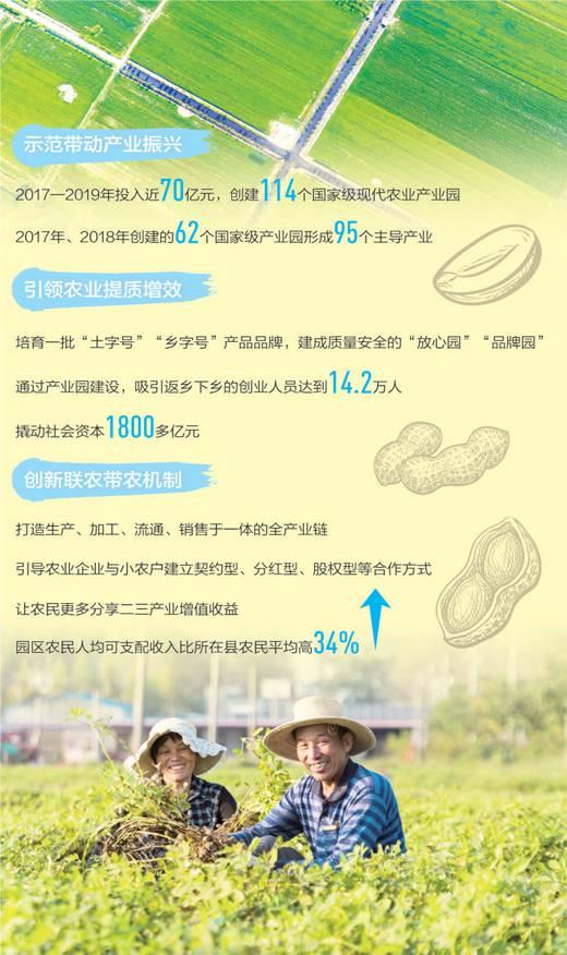 """河南正阳县:一二三产融合发展 小花生""""长""""成大产业"""