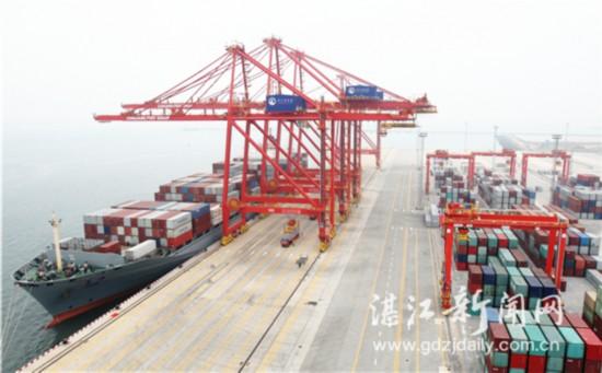 东盟上升为中国第二大贸易伙伴湛
