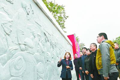 京西红色党性教育基地开班 可同时承载120人集中住宿学习