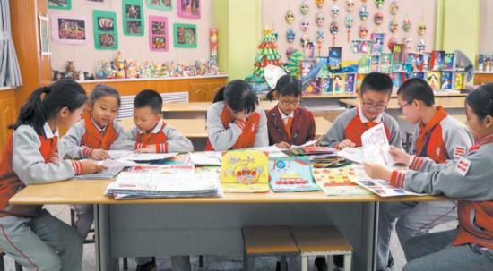在创意课程中感知新中国70年历程