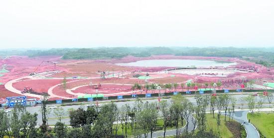 成都:加快建设面向世界面向未来的东部新城