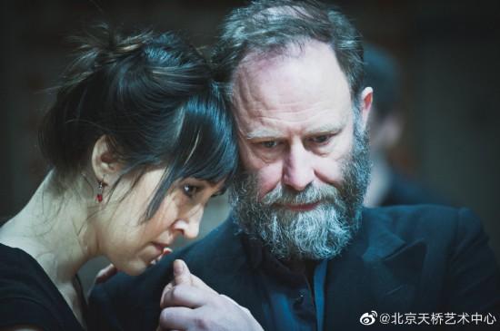 深秋的北京舞台送给爱看经典戏新编的你