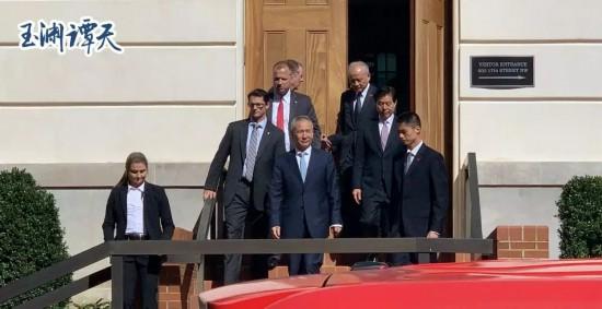 玉渊谭天|重回正轨 中美经贸磋商取得实质性进展