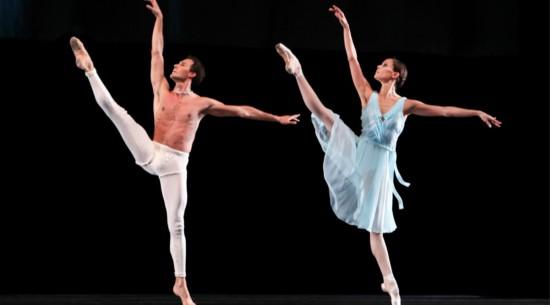 荷兰国家芭蕾舞团全明星之夜 汉斯·范·曼伦作品集《大师颂》