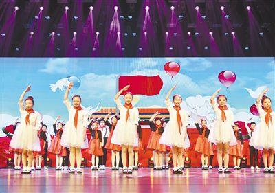 青海省各地开展系列活动纪念中国少年先锋队建队70周年