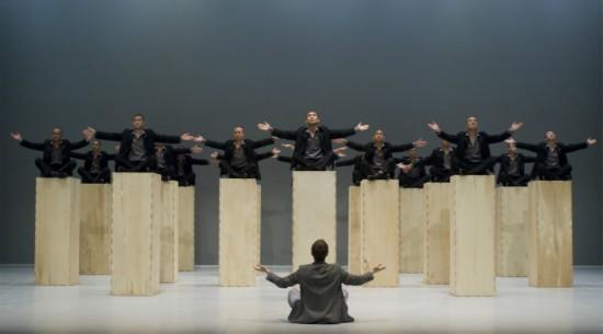 希迪·拉比·彻卡欧经典之作——现代舞《舞经》