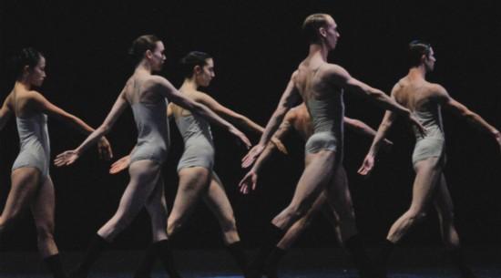 以色列L-E-V舞团 现代舞《爱的两部曲》