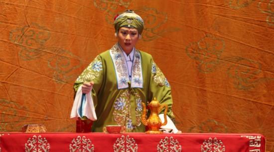 上海京剧院、北京京剧院 京剧《杨门女将》《盗库银》《遇皇后,打龙袍》