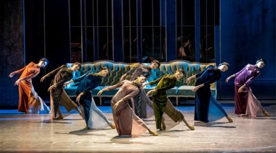 上海歌舞团舞剧《永不消逝的电波》