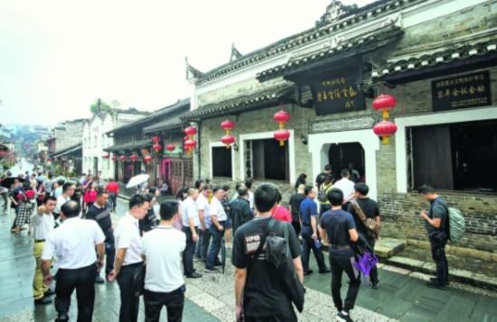 国庆假期贵州红色旅游线路火热