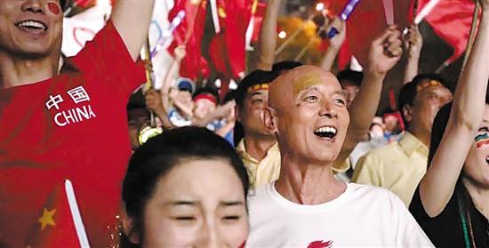 有葛大爷在,宁浩就是这次《我和我的祖国》同题竞赛的冠军
