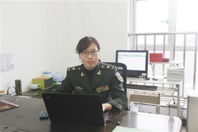 """虚拟现实技术走进军事高校她把战场""""搬""""进指挥所"""