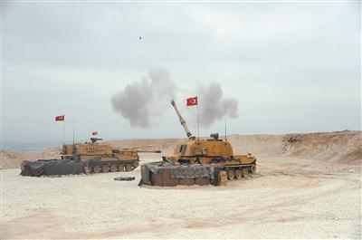 叙利亚北部局势持续紧张
