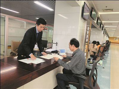 南通放管服推便民举措 首张证照联办许可证发出