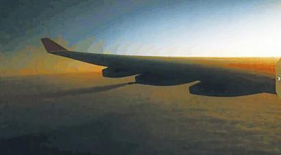 为1名生病的旅客川航空中放油后紧急备降深圳