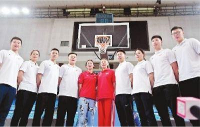 军运男篮中国队19日首场对阵蒙古队