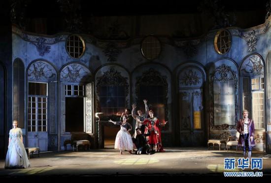 """(文化)(1)意大利斯卡拉歌剧院举行""""开门排练"""""""