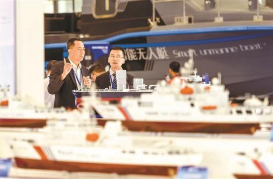 走进2019中国海洋经济博览会