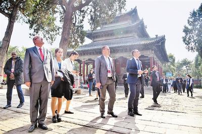 河北省旅发大会14个重点观摩项目精彩纷呈