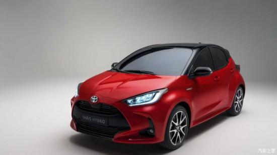 丰田(进口) YARiS(海外) 2020款 Hybrid