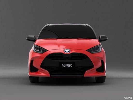 丰田(进口) YARiS(海外) 2020款 基本型