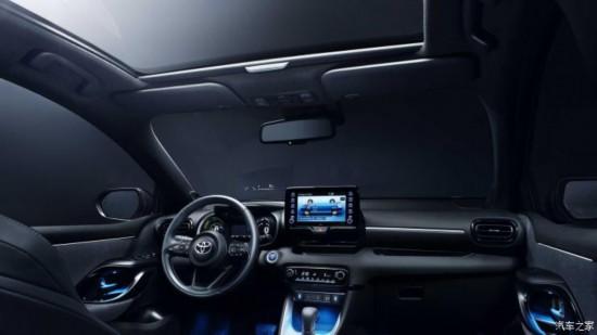 豐田(進口) YARiS(海外) 2020款 Hybrid