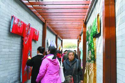 北京百年老街西草市街重裝亮相