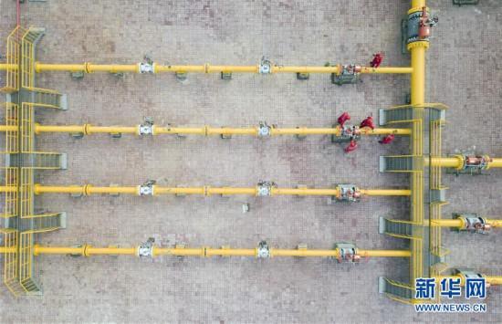 """(经济)(5)探访天然气""""银行"""""""