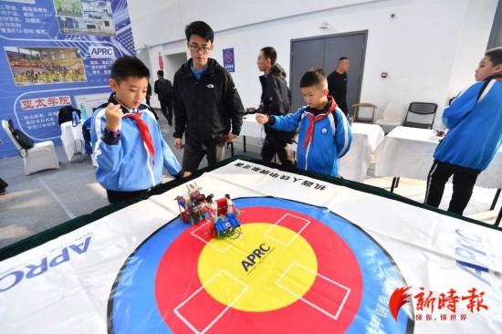 多省争夺全国工业机器人技能大赛为何青睐济南?