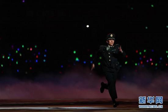 (军运会)(55)第七届世界军人运动会在武汉开幕