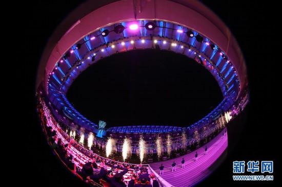 (军运会)(53)第七届世界军人运动会在武汉开幕