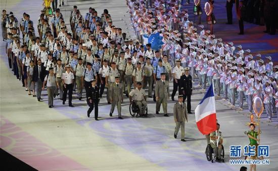 (军运会)(14)第七届世界军人运动会在武汉开幕