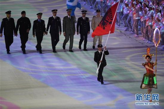 (军运会)(51)第七届世界军人运动会在武汉开幕
