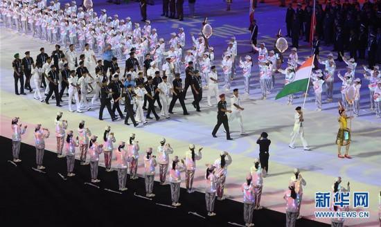 (军运会)(50)第七届世界军人运动会在武汉开幕