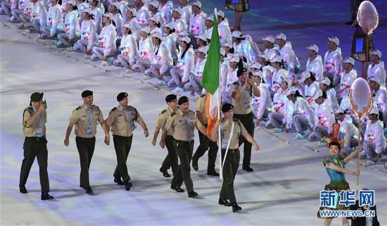 (军运会)(16)第七届世界军人运动会在武汉开幕