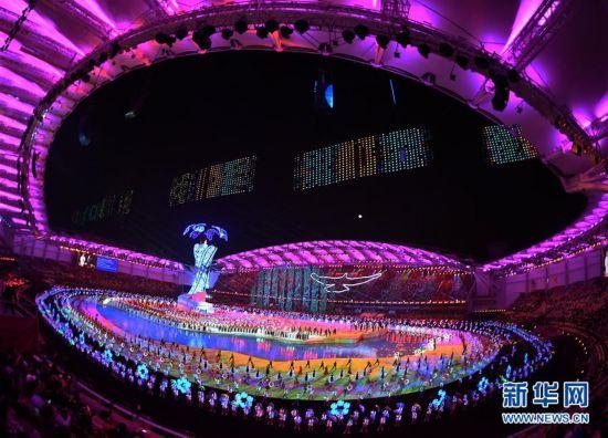 (军运会)(102)第七届世界军人运动会在武汉开幕
