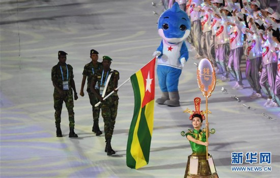 (军运会)(44)第七届世界军人运动会在武汉开幕