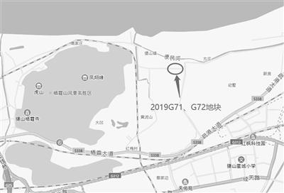 因故终止出让!南京栖霞山两幅住宅用地不卖了