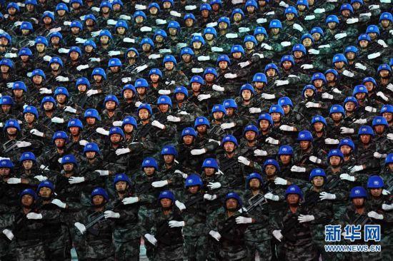 (军运会)(80)第七届世界军人运动会在武汉开幕