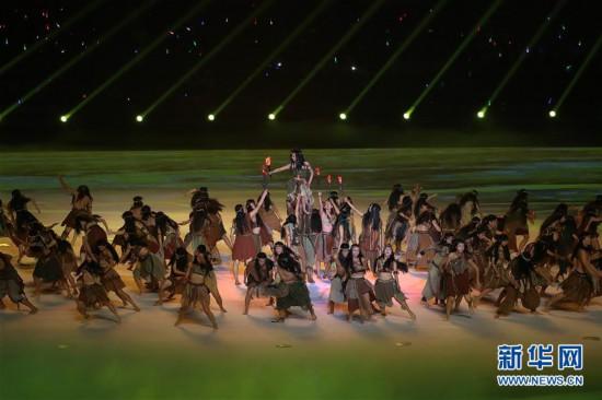 (军运会)(57)第七届世界军人运动会在武汉开幕