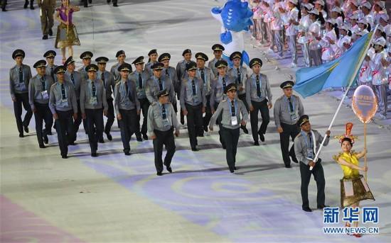 (军运会)(17)第七届世界军人运动会在武汉开幕