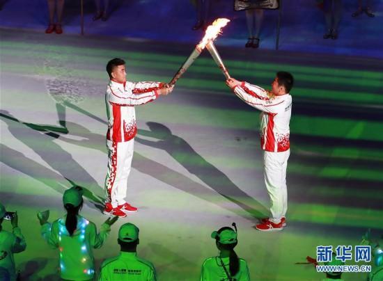(军运会)(93)第七届世界军人运动会在武汉开幕