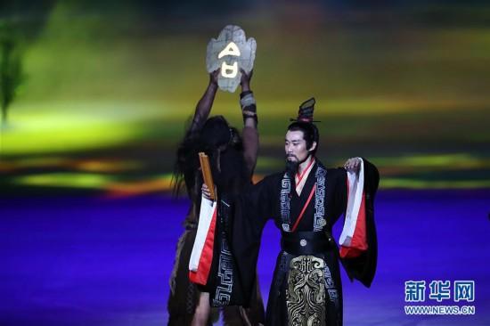 (军运会)(59)第七届世界军人运动会在武汉开幕