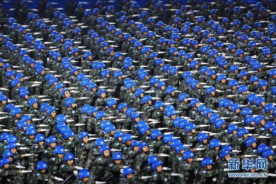(军运会)(81)第七届世界军人运动会在武汉开幕