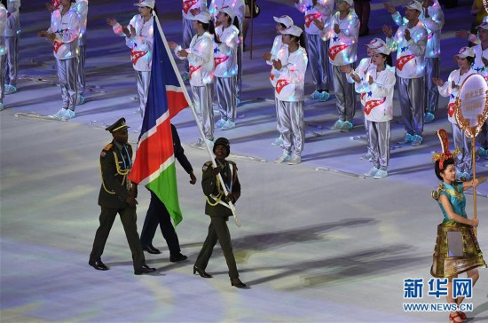 (军运会)(21)第七届世界军人运动会在武汉开幕