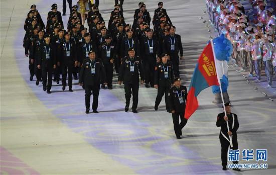(军运会)(20)第七届世界军人运动会在武汉开幕