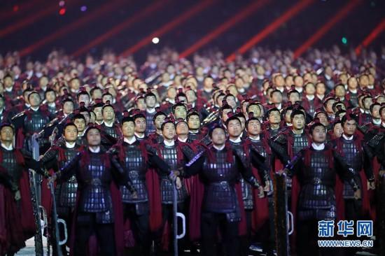 (军运会)(64)第七届世界军人运动会在武汉开幕