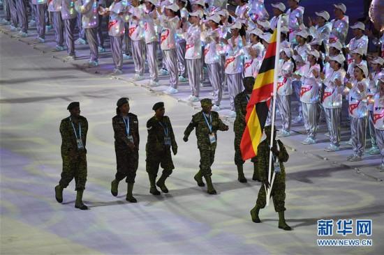 (军运会)(25)第七届世界军人运动会在武汉开幕